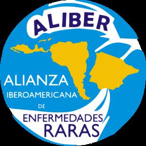 logotipo aliber - alianza iberoamericana de enfermedades raras